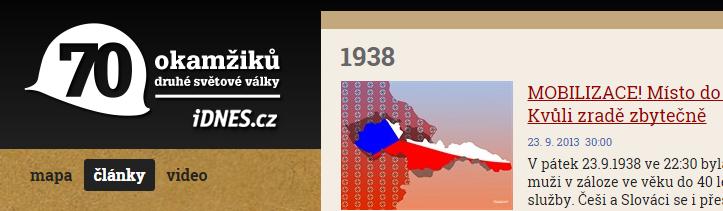 Připomeň si 70 okamžiků 2. světové války