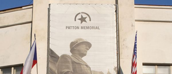 Navštiv Patton Memorial Pilsen