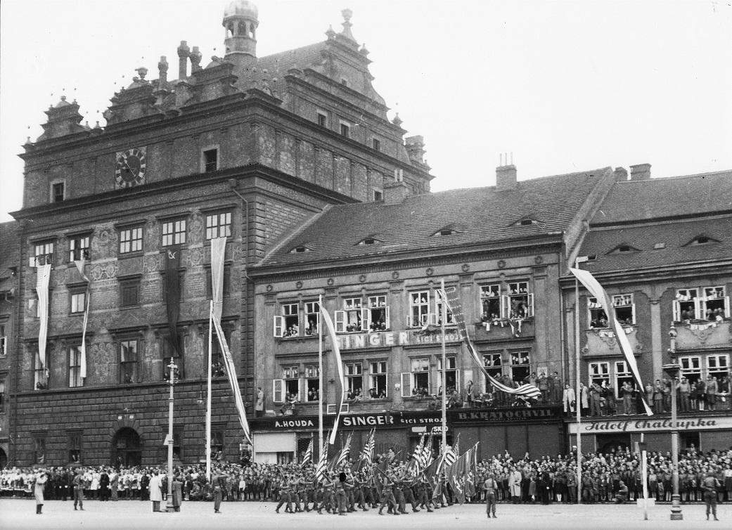 """6. 6. 1944 Den """"D"""""""