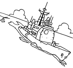 letadlová loď ticonderoga